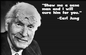 ... is his own higher self carl jung quote who looks outside dreams who