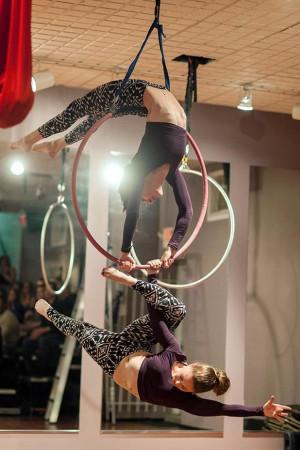 ... , Aerial Lyra, Double Hoop Moving, Dance Fitness, Aerial Hoop Double