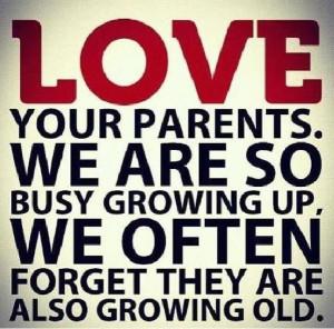 Children love your parents quotes