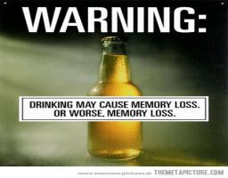 And Now Drinking Beer Actually Makes Sense Funny Quote Picture