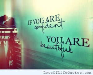 posts confidence on a woman you are beautiful smile you are beautiful ...