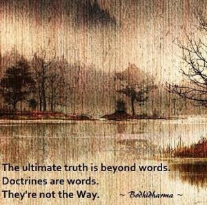 bodhidharma quotes Bodhidharma brought his.