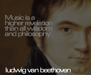ludwig van beethoven quotes