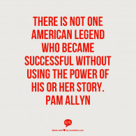 Quote: Tell your story