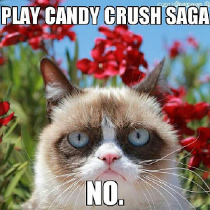 11. Keep Calm and Quit Sending Candy Crush Invites. Or whatever game ...