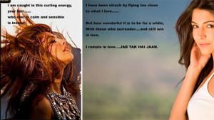 Priyanka Chopra's Twitter DP Matches Shah Rukh Khan's Poetry!
