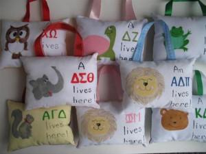 keywords big little sorority gifts gift baskets greek letter greek ...