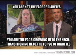 Funny photos funny Honey Boo Boo mom fat