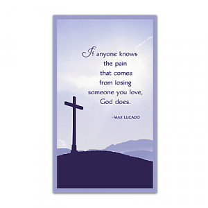 Max Lucado Prayer Cards