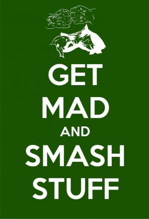 Keep Calm: Avengers - Hulk by Hyper-Knux