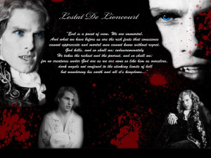 Interview with the Vampire quote