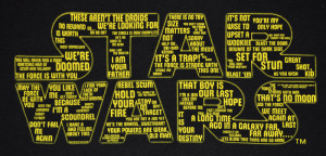 ... -who ever thought of combining Star Wars and The Sound of Music