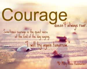 Serenity, courage & wisdom be mine!