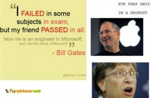 Bill Gates Funny Quote