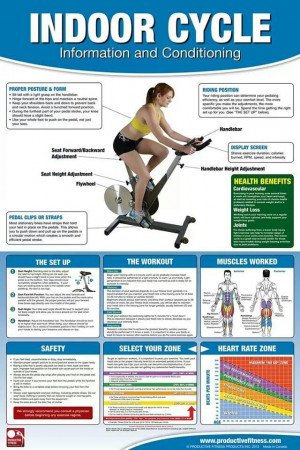 Indoor cycle | from Indoor cycling Facebook page