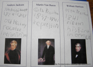 Much more hectic than last week, which are Homeschool Share Presidents ...