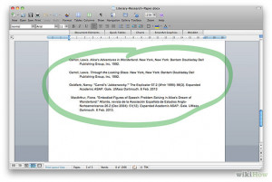 How to Write a Research Paper (with Sample Research Papers )