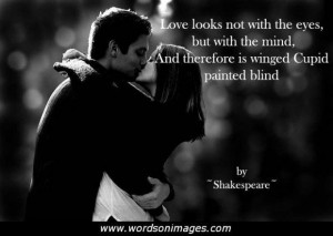 Love quotes by famous people