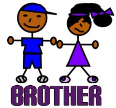 Brother Sayings and Quotes about little and big brothers
