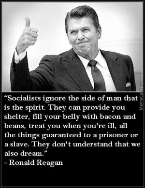 Great Quote From Ronald Reagan