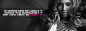 Beyonce quotes about love beyonce dance for you quote facebook cover