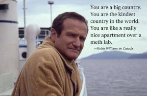 robinwilliams #canada #funny #quotes #booamerica