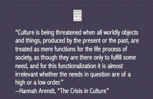 Hannah Arendt Quote