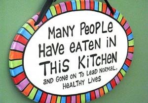Funny Restaurant Slogan
