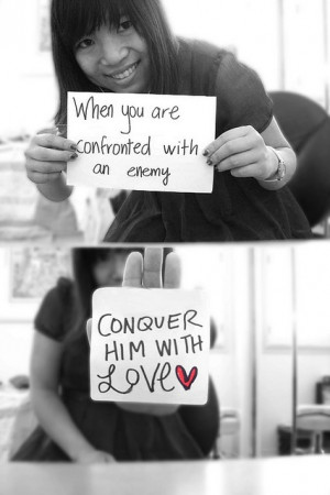 love quotes... :) love conquers all