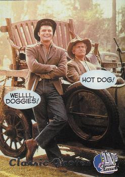 ... Jed Clampett from television's Beverly Hillbillies, maybe more