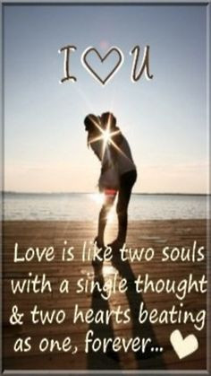 ... love someone so much that you'd never met. They are my heart and soul