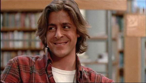 Judd Nelson, loved him as John Bender in my fave movie the Breakfast ...