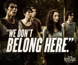 The Maze Runner Film Movie Quotes