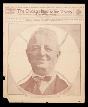 ... World Series Edition - Chicago's Comiskey and Cincinnati's Team Photos