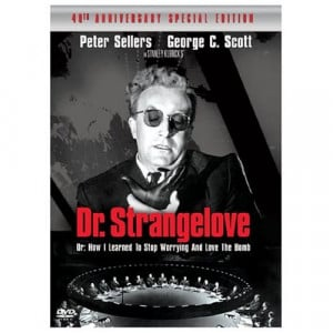 TÍTULO ORIGINAL Dr.Strangelove, or How I Learned to Stop Worrying and ...