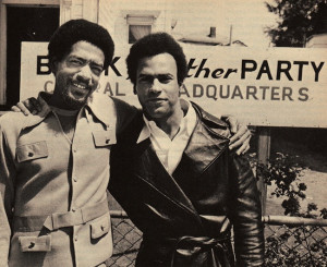 Huey P. Newton and the Black Panther Party: a picture story