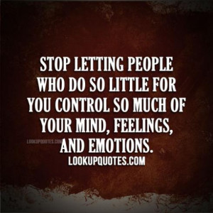 Emotions Quotes And Sayings