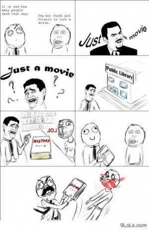 TItanic is just a movie - Funny Pictures, Funny Quotes, Funny Videos ...