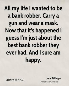 Robber Quotes