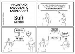 Malayang Kalooban o Kapalaran?