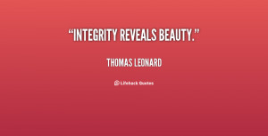 short quotes about integrity