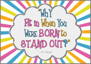 ... Quotes: Journaling Solutions: Mar/Apr 2013, Dr. Seuss Inspired Quotes