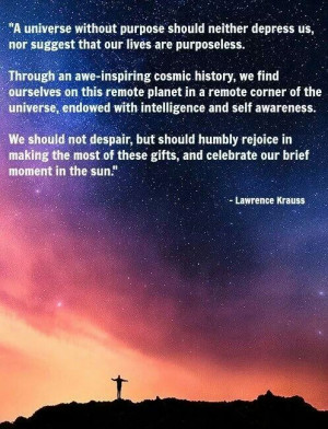 Lawrence Krauss - love this guy! :)