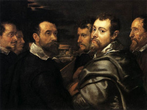 793px-Peter_Paul_Rubens_-_Self-Portrait_in_a_Circle_of_Friends_from ...