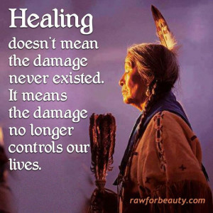 Healing and Personal Growth go hand in hand. Hard to have one without ...