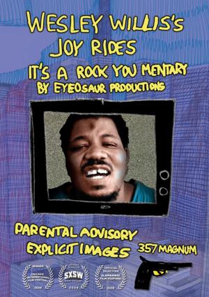 Wesley Willis's Joy Rides hits DVD