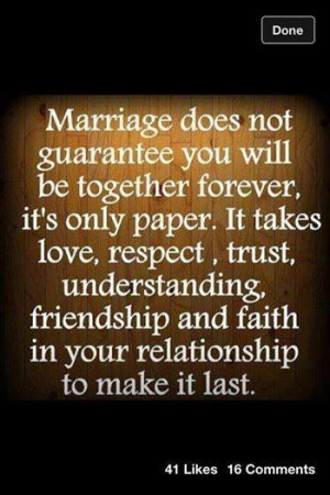Great Marriage Quote!