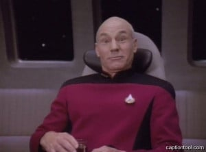 20 things that will never happen in Star Trek: The Next Generation