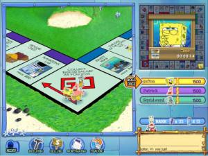 SpongeBob SquarePants Monopoly in beeld
