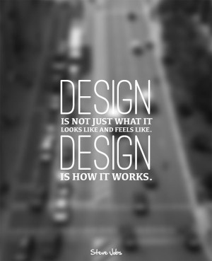 postervine design is not just what it looks like and feels like design ...